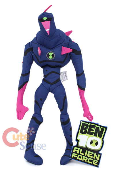 Ben 10 Alien Force Chromastone