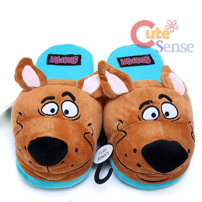 from Gannon adult scooby doo slippers