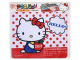Sanrio Hello Kitty Rectangular Mouse Pad -It's Wonderful Day