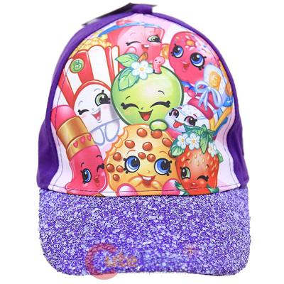 Shopkins Hat Adjustable Baseball Cap Girls Hat Besties For Life