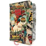 Marvel Retro Comics Heroes Multi Character Passport Case Cover