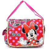 Disney Minnie Mouse School Messenger Diaper Bag - All Over Comic Book