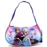 Disney Frozen Elsa Anna Kids Hand Bag Purse Ice Snowflakes  Satchel