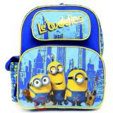 "Despicable Me 3 Minions Medium School Backpack 14"" Book Bag - Le Buddies"