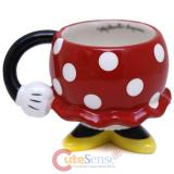 Disney Minnie Mouse Ceramics Mug with Arm