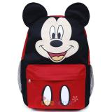"Disney Mickey Mouse with Ear School Backpack 16"" Bag"