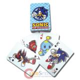Sonic Playing Cards
