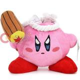 "Nintendo Kirby Adventure Hammer 6"" Plush Doll"
