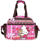 Sanrio Hello Kitty Duffle Bag  Travel , Gym Bag-  Super Sweet Bear